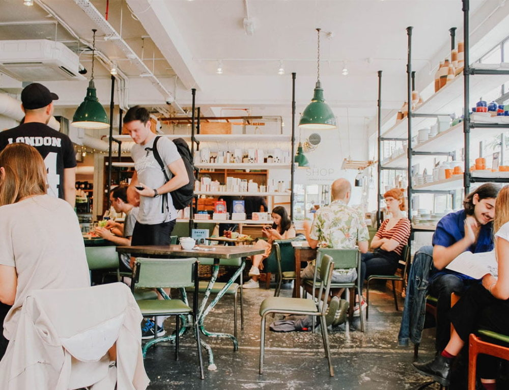 10 reasons to join a coworking space