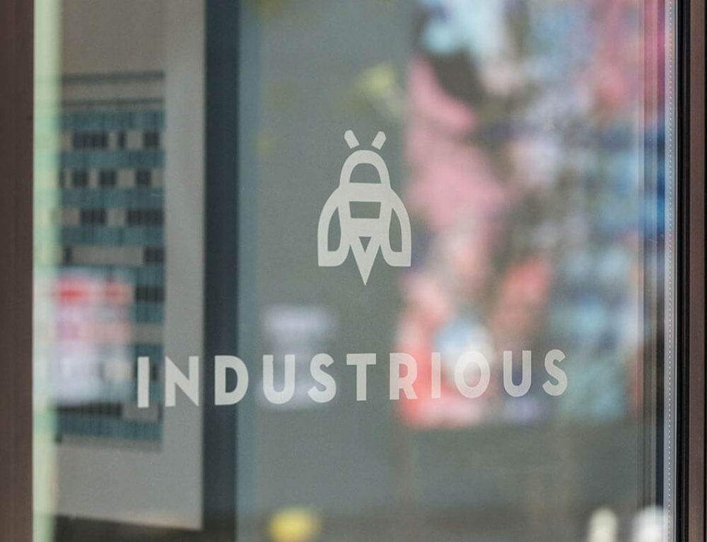 Industrious, A premium coworking space in Brooklyn!