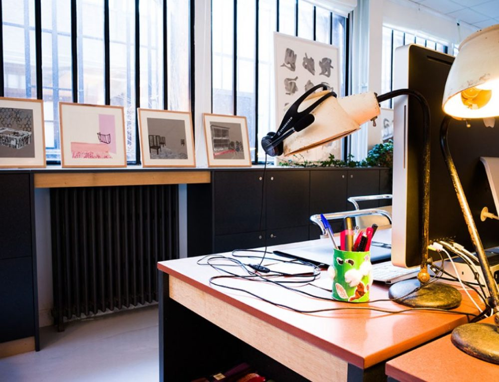 The Laptop: Coworking Space and Design Training for Creatives.