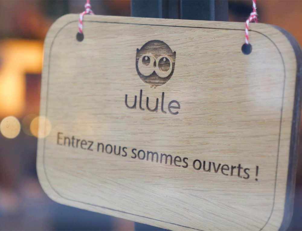Boutique Ulule, the first shop from crowdfunding platform